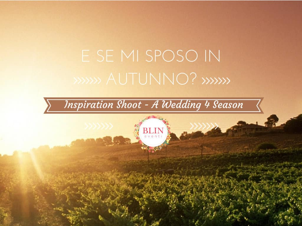 BlinEventi wedding planner inspiration shooting