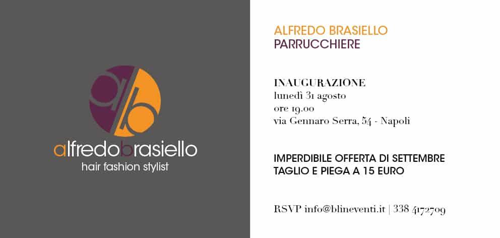 spesso Inaugurazione Alfredo Brasiello Parrucchiere, Blin Eventi TO67