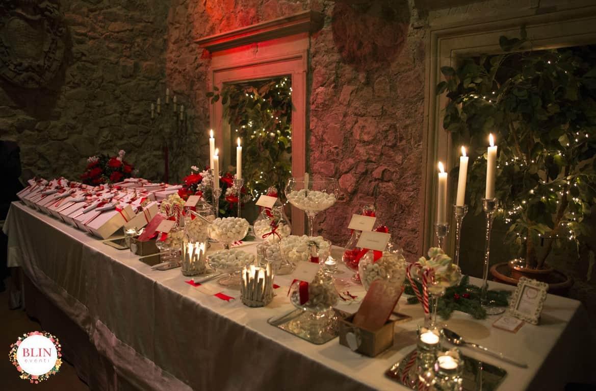 Confettata Matrimonio Natalizio : Confettata matrimonio natalizio blineventi blin eventi