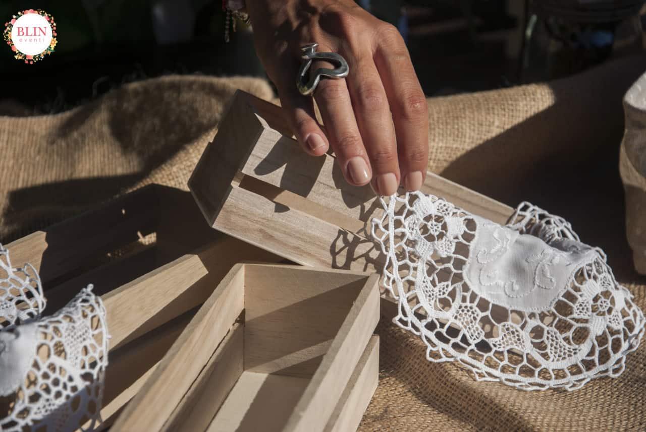 Confettata Matrimonio Rustico : Confettata allestimento matrimonio rustico blineventi