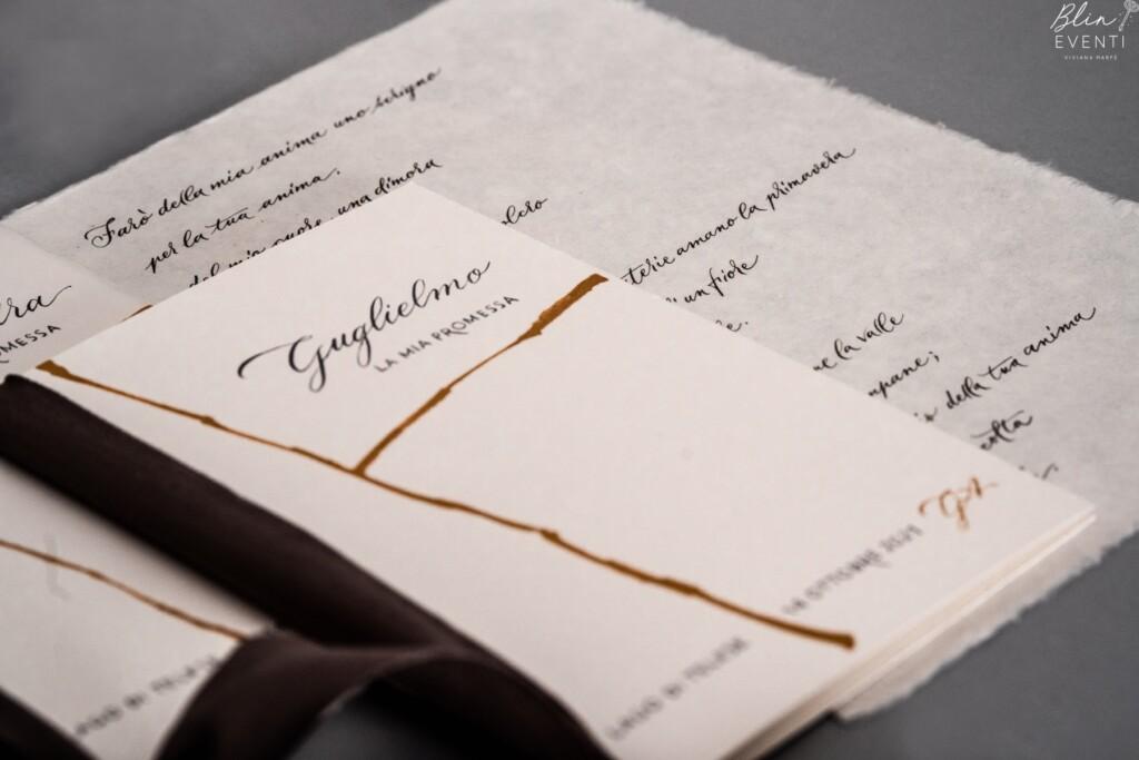kintsugi wedding stationery