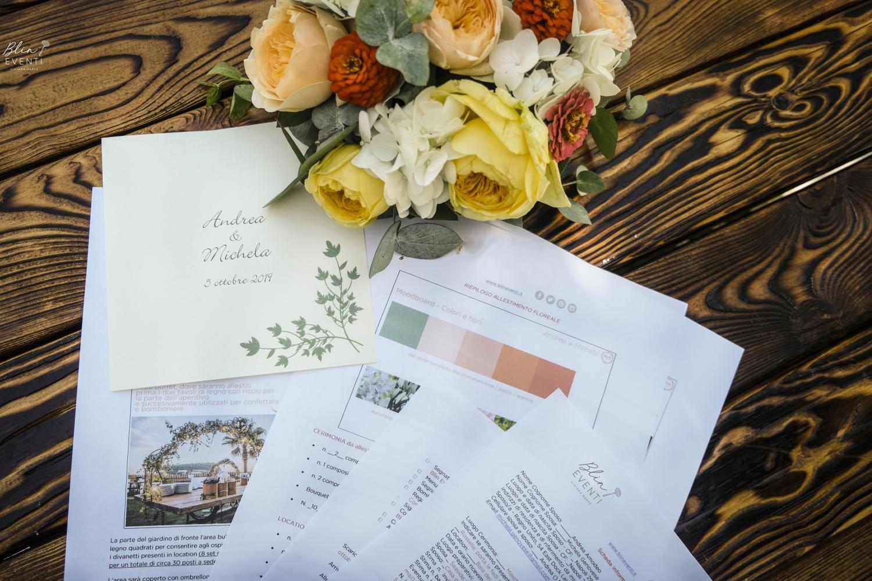 progetto di nozze e diritto d'autore