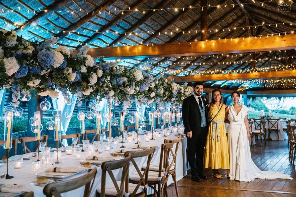 blin eventi wedding planner, la conca sul mare, tavolo imperiale