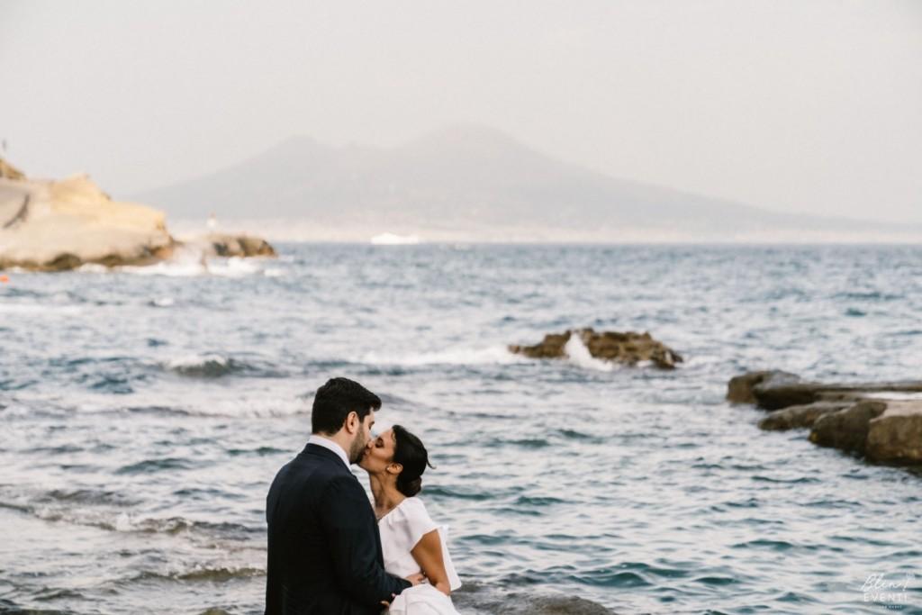 napoli wedding, la conca sul mare, marechiaro